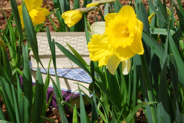 Books in Spring