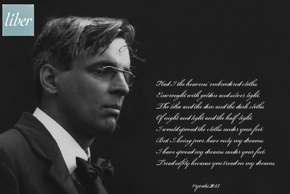 WB Yeats poem 2