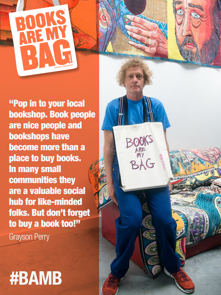 Grayson perry quote