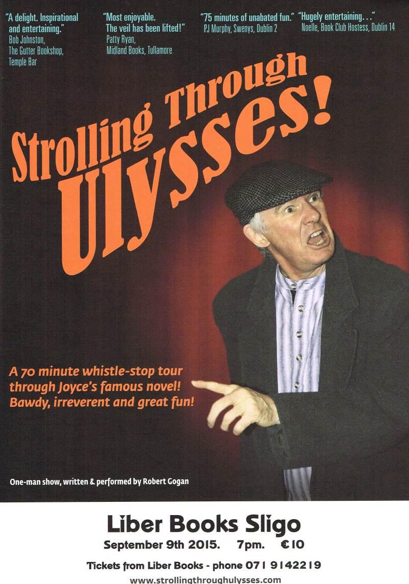 Strolling through Ulysses
