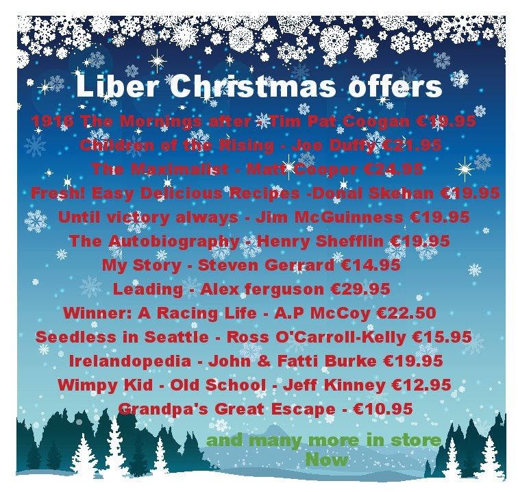 Liber christmas offers 2015